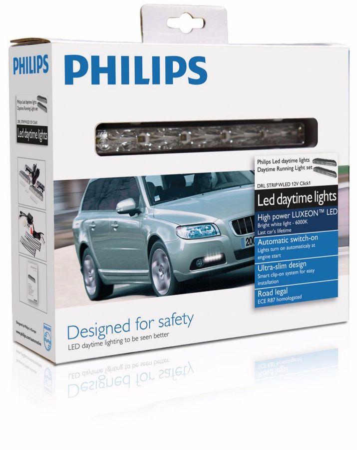 c45c8e13db4 Hinnavaatlus - Philips Led Päevasõidutuled 4 LED DRL 12v 5w
