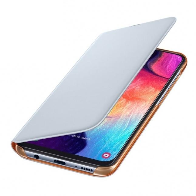 cdf240f4271 Samsung kaaned Galaxy A50 2019 SM-A505 originaal, EF-WA505PWE valge