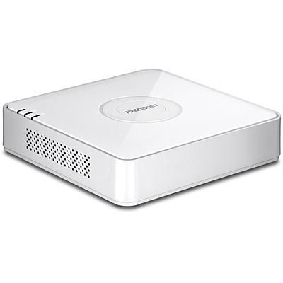 68324a81093 TRENDnet IP kaamera IP kaamerate videosalvesti: 4x10/100 PoE,1x10/100Mbps,  kuni 6TB HDD, 1080p,HDMI, VGA, RCA,2xUSB, ONVIF ühilduv