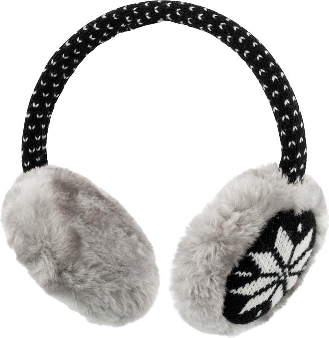 STREETZ tygklädda hörlurar med mikrofon e4e594f1555ed