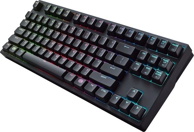 89f0d0b5d42 Cooler Master Mechanical Keyboard MASTERKEYS PRO S (Cherry MX Blue) RGB LED