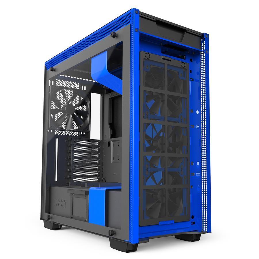 Hinnavaatlus Arvutikomponendid Korpused Sharkoon Dg7000 G Green Atx Nzxt H700i Window Black Blue