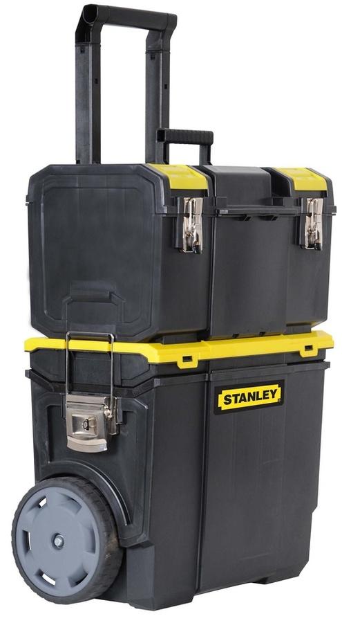 984dbafc16f Hinnavaatlus - STANLEY Tööriistakohver ratastel 3In1