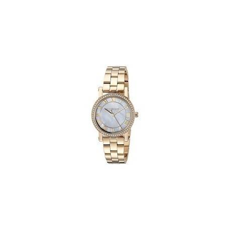 2d9b36f795e Michael Kors Petite Norie Quartz Diamond Accent MK3682 Women's Watch