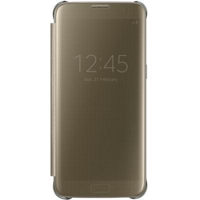 625c119685d Hinnavaatlus - Samsung kaaned Clear View Galaxy S7 Edge Gold