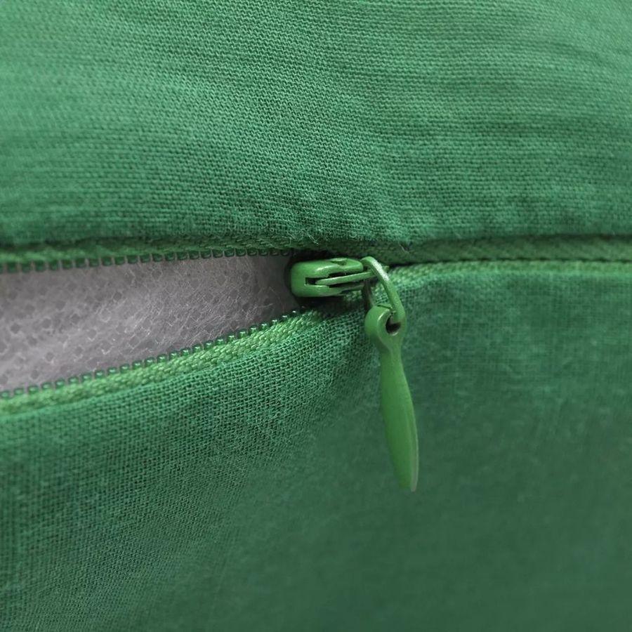 a495afa5a0b Hinnavaatlus - vidaXL Diivanipadja katted 4 tk 80 x 80 cm roheline