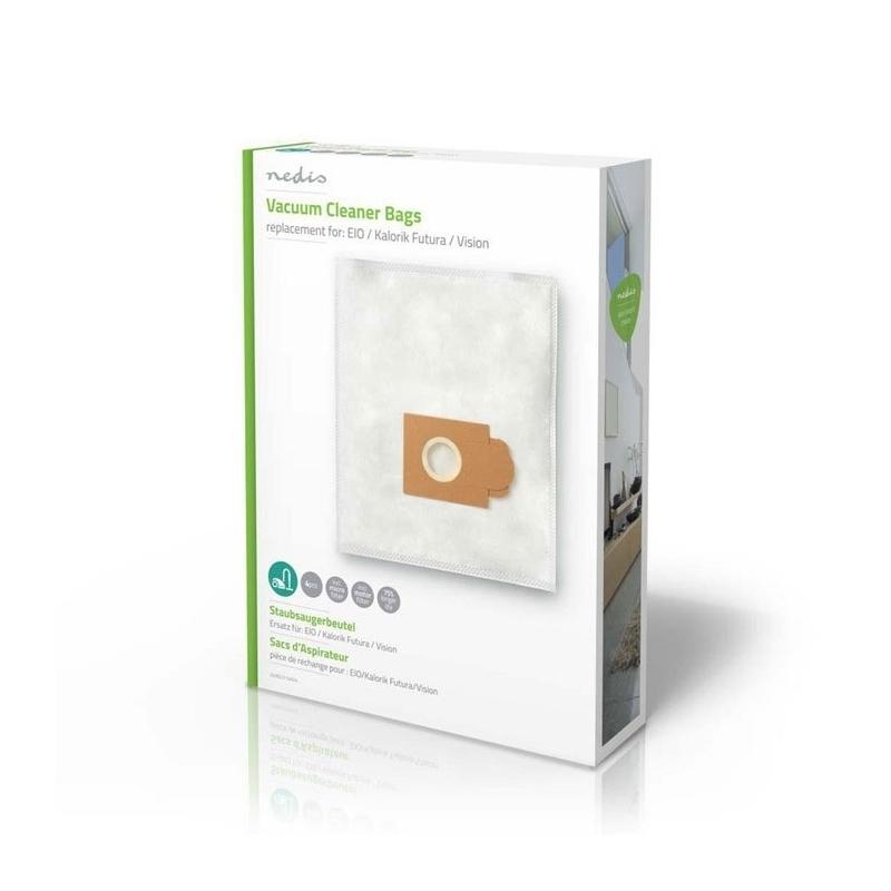 Remplacement Aspirateur Sac pour moulinex clean 1200 S-Pack de 5