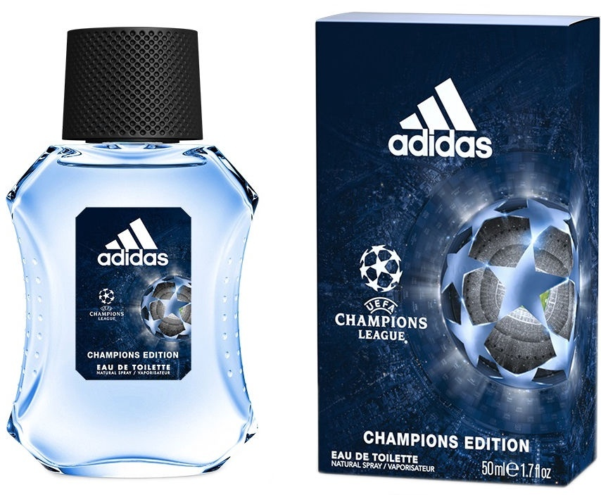 4489d318346 Adidas UEFA Champions League Champions Edition 50ml EDT