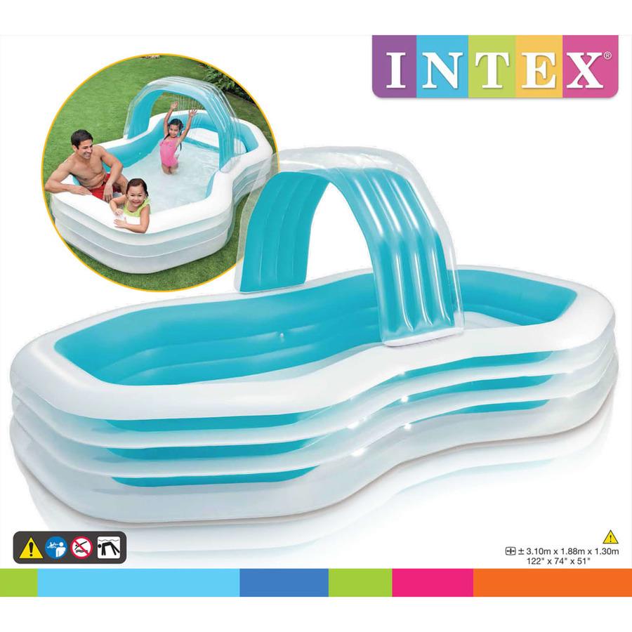 c9bbbae58bf Intex Intexi täispuhutav rannamaja-bassein 310 x 188 x 130 cm