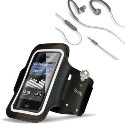 432b0bd63b5 Hinnavaatlus - Celly kott Armband + Sport kõrvaklapid