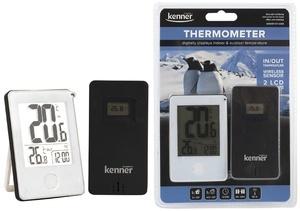 e0c725c81cb Hinnavaatlus - Kenner Juhtmevaba termomeeter DT-308W