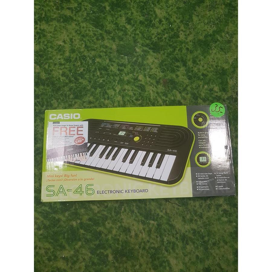 ea012318ab3 Hinnavaatlus - Casio SA-46 mini klaver (kasutatud)