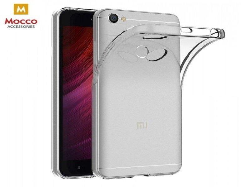 4a5f45da4f6 Mocco Ultra Back Case 1 mm Silicone Case for Xiaomi Redmi Note 5A (Y1)  Transparent