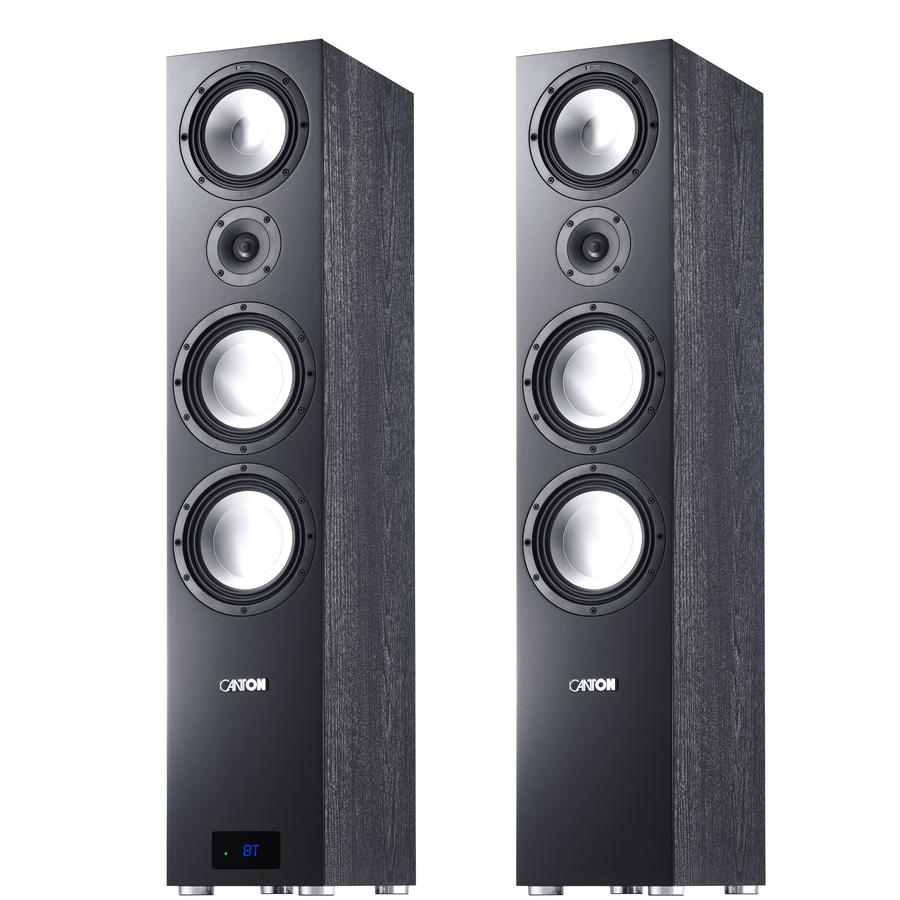 Hinnavaatlus Firma Mt Shop Audio Videotehnika Ic Power Pm8005 002 Canton Gle 4962 Black