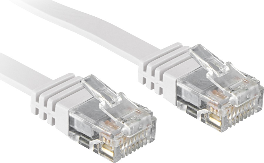 LINDY 47550/ Ethernet Network Patch Cable Cat.6 U//FTP Grey Gray 0,3 m