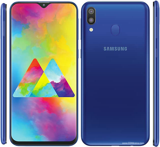 4f4054aa4fb Samsung Galaxy M20 64GB Blue