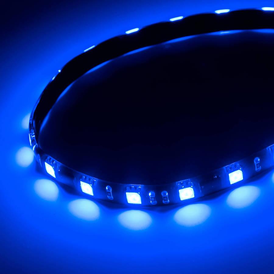 3dd9420434d BitFenix valgusriba Alchemy 2.0 Magnetic LED-Strip - 12cm, 6 LEDs, Sinine