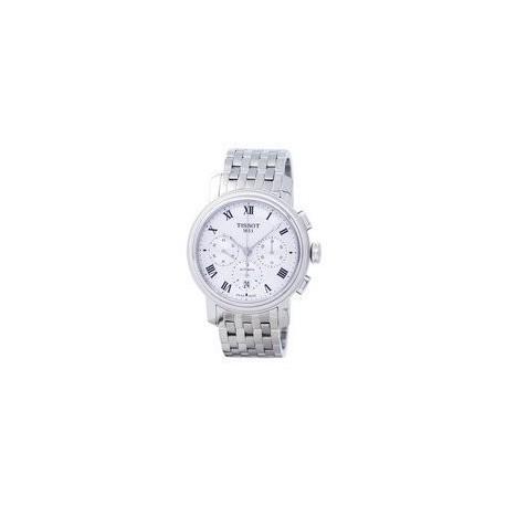 a20b15e20cd Tissot T-Classic Bridgeport Chronograph Automatic T097.427.11.033.00  T0974271103300 Men's Watch