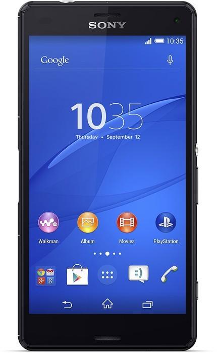 7496e8160b9 Hinnavaatlus - Sony Xperia Z3 Compact Black