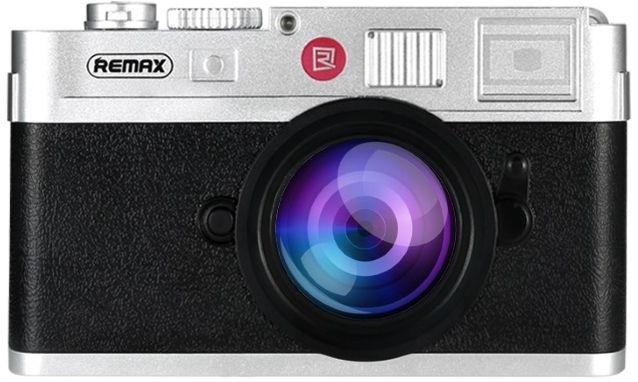 61ce2c79f33 Remax Retro Photo Camera Design Power Bank 10000mAh Black