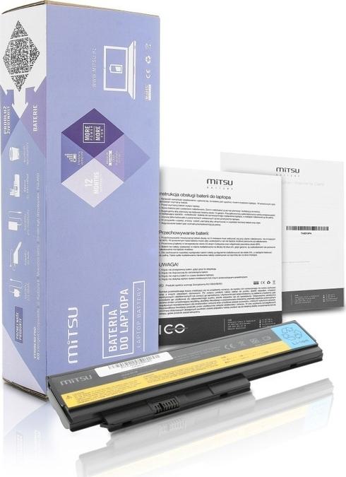 d1004006bb3 Mitsu (analoog aku) Battery for Lenovo X220 4400 mAh (48 Wh) 10.8 - 11.1  Volt