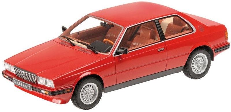 df205bb8a33 Minichamps Maserati Biturbo Coupe 1982 Red