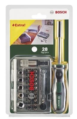b4b3a427bd7 Hinnavaatlus - Bosch Kruvikeeraja ja mini-otsikute komplekt 27-osaline
