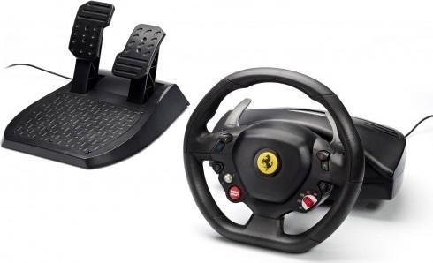 b3bfdba32e5 Thrustmaster Rool Steering wheel Ferrari 458 Italia Racing Wheel PC/X360