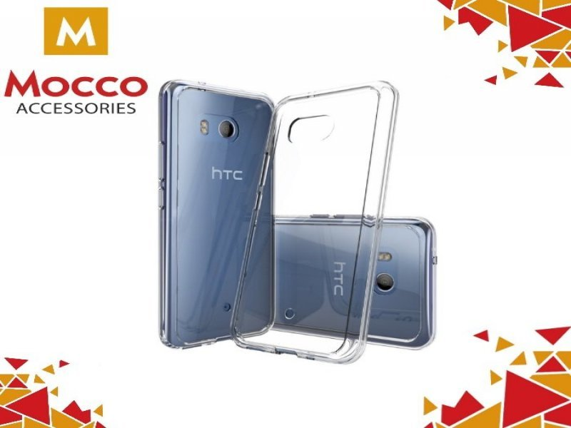 602ce32ab09 Mocco kaitseümbris Ultra Back Case 0.3 mm Silicone Case for HTC U11  Transparent
