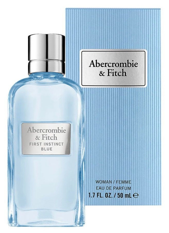 04602eec6ce Hinnavaatlus - Abercrombie & Fitch First Instinct Blue For Her 50ml EDP
