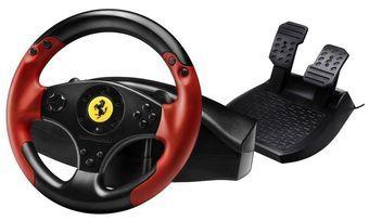 f88a760b575 Thrustmaster Rool Ferrari Red Legend Edition PS3/PC